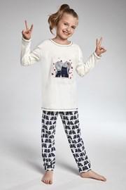 Dziewczęca piżama Cornette Two Cats