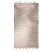 Lekki ręcznik plażowy Tyhme Navy