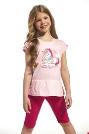 Dziewczęca piżama z bawełny Unique