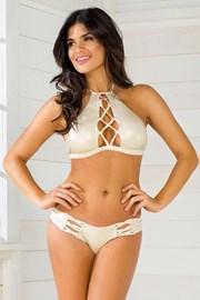 Damski dwuczęściowy kostium kąpielowy Vacanze z kolekcji Gold Label II