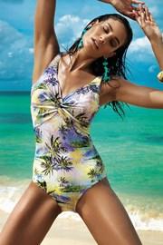 Jednoczęściowy damski kostium kąpielowy Amanda