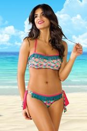 Dwuczęściowy kostium kąpielowy Vacanze Happiness II na fiszbinach
