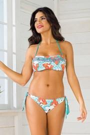 Dwuczęściowy kostium kąpielowy Vacanze Luxury Garden II na fiszbinach