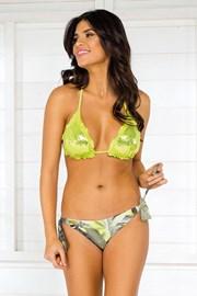Dwuczęściowy kostium kąpielowy Vacanze Green Forest