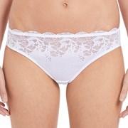 Klasyczne figi Wacoal Lace Affair White