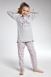 Dziewczęca piżama Cornette Winter Day