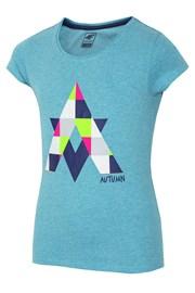 Koszulka dziewczęca Autumn Blue