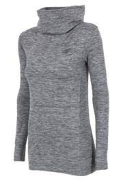Damska bluza funkcyjna 4F z wysokim golfem