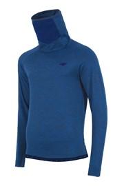 Męska bluza funkcyjna 4F Blue