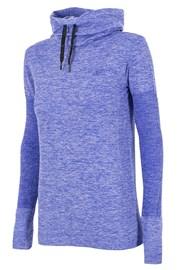 Damska bluza funkcyjna 4F z golfem
