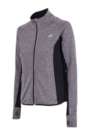 Damska bluza funkcyjna 4F Dry Control  Grey