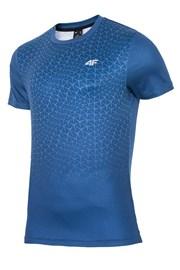 Męska koszulka funkcyjne 4F Dry Control Dynamic Blue