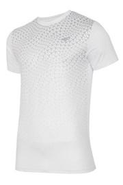 Męska koszulka funkcyjna 4F Dry Control Dynamic White