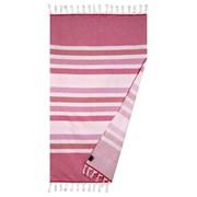 Ręcznik plażowy Zuma różowa