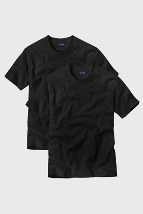 Dwupak T-shirtów męskich Black