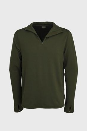 Bluza funkcyjna Extreme Olive z długimi rękawami