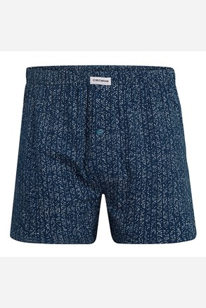 Szorty męskie CECEBA Pure Cotton niebieskie