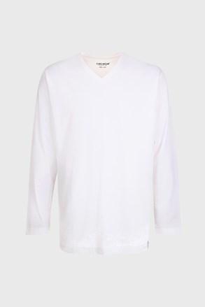 Męska bluza od piżamy Ceceba White