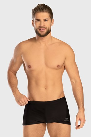 Męskie bokserki kąpielowe czarne Rio