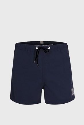 Męskie szorty kąpielowe ciemnoniebieskie