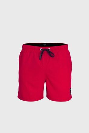 Czerwone męskie szorty kąpielowe Helsinki