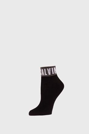 Damskie skarpetki Calvin Klein Kayla czarne