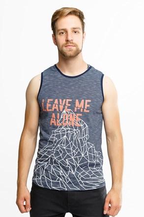 Męska podkoszulka na ramiączkach MF Alone