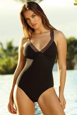 Jednoczęściowy damski kostium kąpielowy Sloggi Mili Atoll
