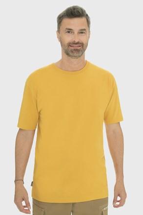 Żółty T-shirt Bushman Arvin