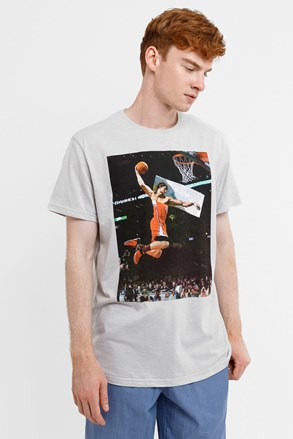 Męski T-shirt MF Basketball