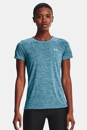 Niebieski T-shirt sportowy Under Armour Twist