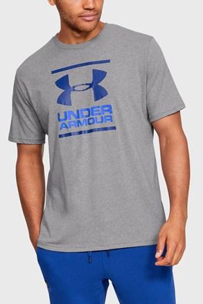 Szaroniebieski T-shirt Under Armour Foundation