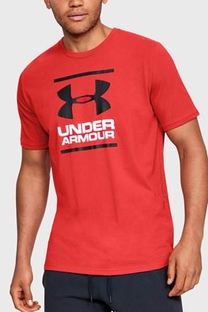 Pomarańczowy T-shirt Under Armour Foundation
