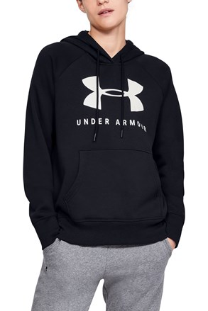 Czarna luza Under Armour Rival Fleece