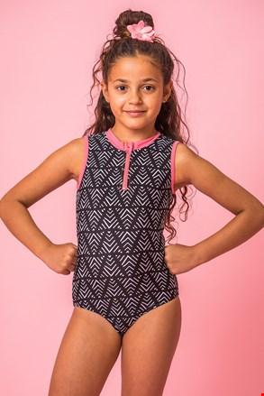 Jednoczęściowy dziewczęcy kostium kąpielowy Patricie