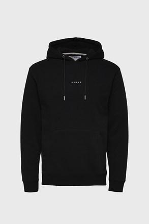 Czarna bluza Selected Homme Garland