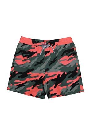 Chłopięce szorty kąpielowe Army