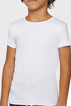 Chłopięcy bawełniany T-shirt Simple