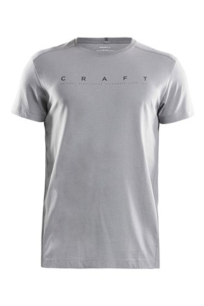 Męska koszulka CRAFT Deft szara