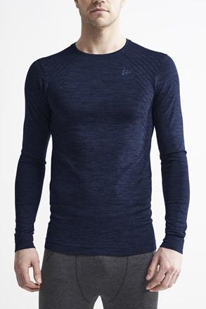 Męski T-shirt Craft Fuseknit Comfort  granatowe