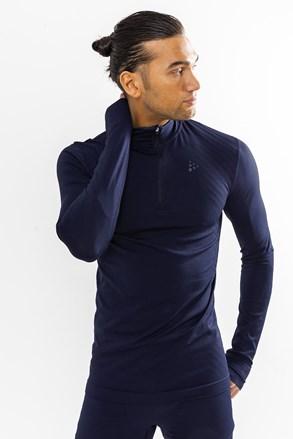 Męska koszulka Craft Fuseknit Comfort Zip