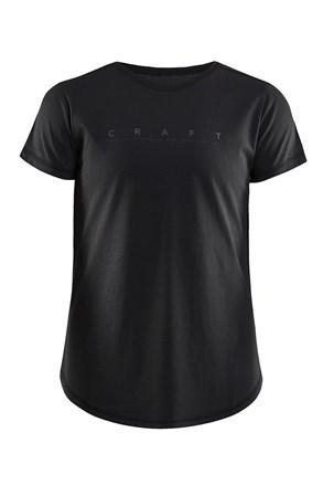 Damska koszulka CRAFT Deft czarna
