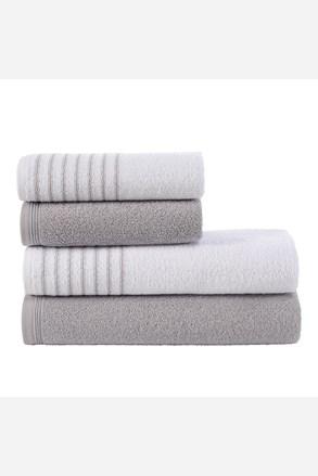 Komplet ręczników Eleganza szary