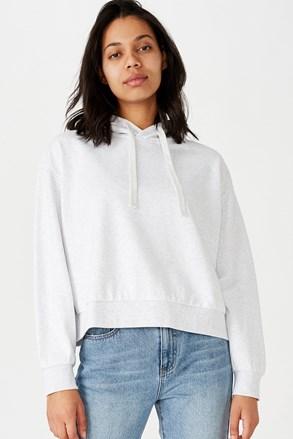 Biała damska bluza