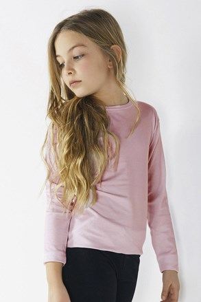 Dziewczęca bluzka z długim rękawem Star