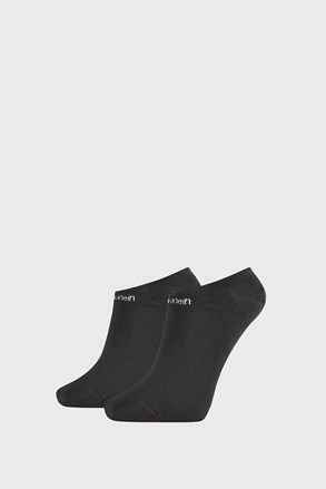 2 PACK damskich skarpetek Calvin Klein Leanne czarne