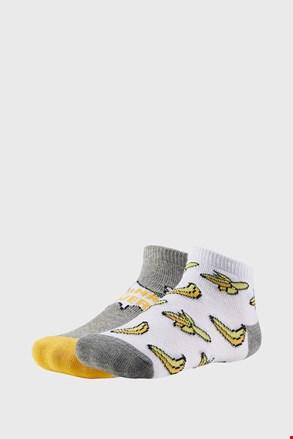 2 PACK chłopięcych skarpetek Bananas