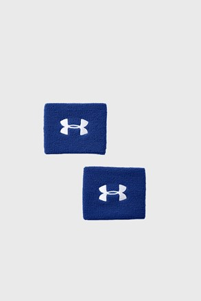 2 PACK niebieskich opasek na nadgarstek Under Armour
