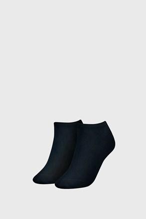 2 PACK damskich skarpetek Tommy Hilfiger Sneaker Midnight Blue