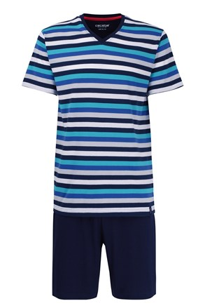 Piżama męska Aqua 5XL plus non iron